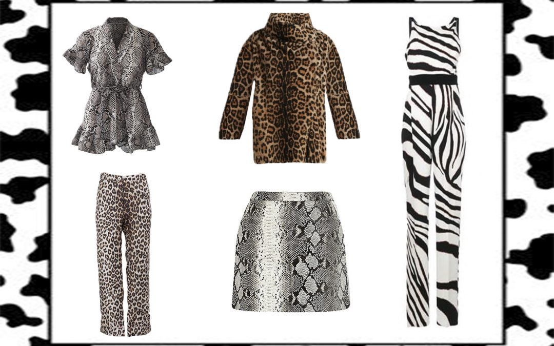 Queen of The Jungle: This seasons animal prints
