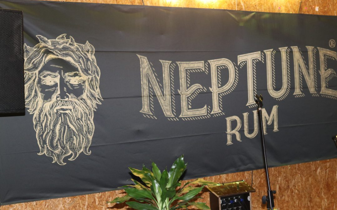 On a Scale of Rum – 10 it's Neptune Rum all day