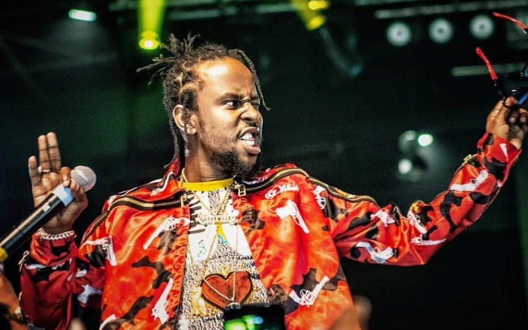 Popcaan aka Unruly sells out Wembley SSE Arena for London Show