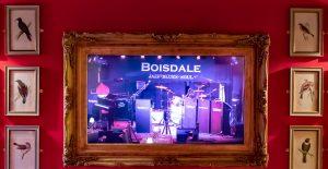 Boisdale Restaurant