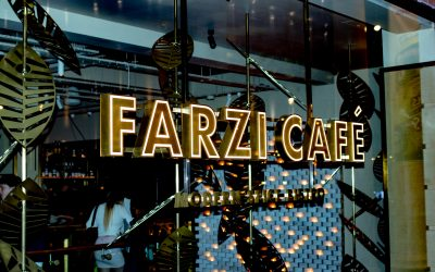 'The Prince of Indian Cuisine', Zorowar Kalra brings us Farzi café London