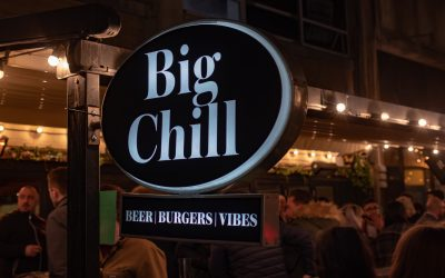 Welcome Back To The Big Chill