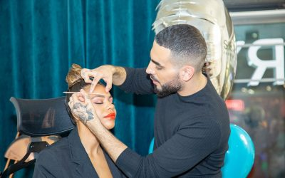 Sienna X introduces Eyebrow Kits with Salih the Eyebrow King