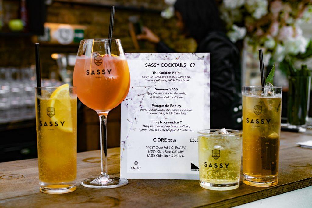 Sassy Cidre