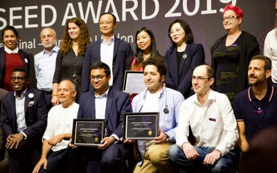 The SEED Awards 2019 European Finals