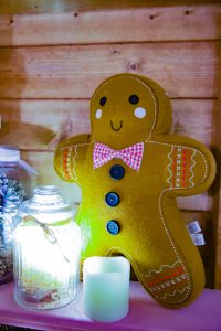 Fentimans Lifesize Gingerbread House